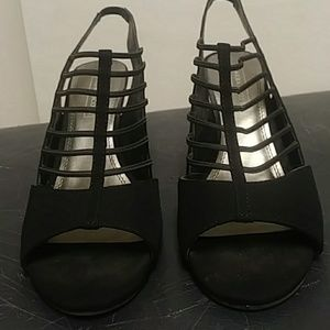 Women's Open Toe Heels